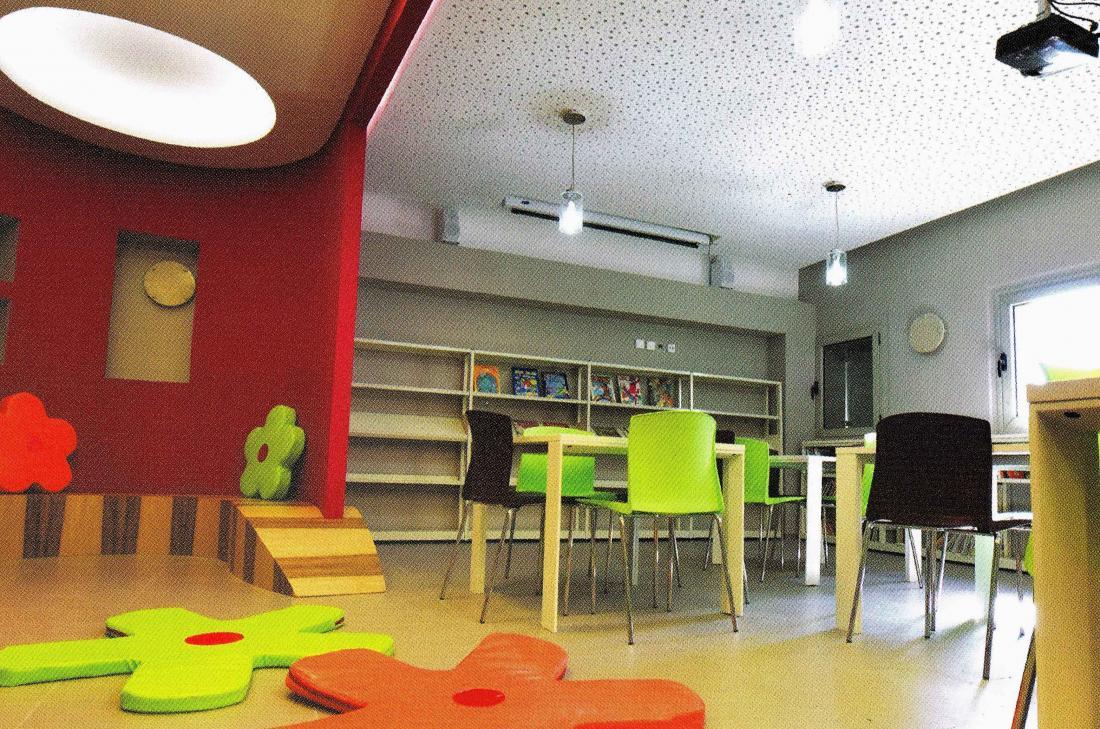 ספריית דליות